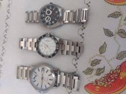 Relógios originais.