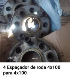 Alargadores de rodas