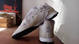 Chuteira Society Adidas 41 X Ghosted 3 Tf