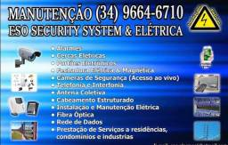Eletricistas,instalações em geral,câmeras,portões elétricos e agregados
