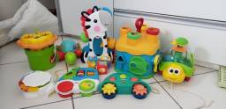 Kit brinquedos educativos