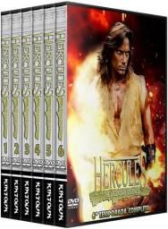 Dvds Hercules A Jornada Lendária Série Completa Dublada
