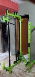 Fabricamos aparelhos para academia