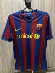 Camisa Nike Barcelona 2009/2010 original