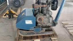 Compactador de Placa Vibratória com Motor á Diesel