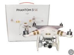 Drone Dji Phantom 3 SE - 4K - Novo