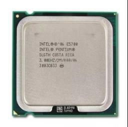Processador E5700 3.0ghz R$ 40,00