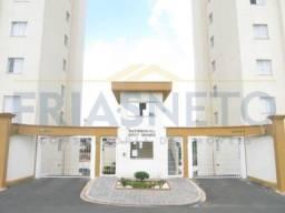 Apartamento à venda com 2 dormitórios em Vila independencia, Piracicaba cod:V2611