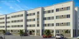 Apartamento para venda em serra, bauneario de carapebus, 2 dormitórios, 1 suíte, 1 banheir