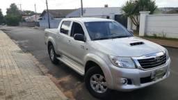 Toyota Hilux SR Automatica - 2014
