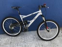 Bike KHS Full Dupla suspensão