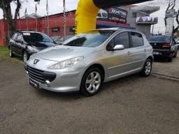 Peugeot - 307 Hatch 1.6 Flex + Teto Solar + Financio 100% - 2009