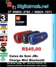 Caixa de Som JBL Charge Mini Bluetooth