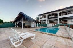 Linda mansão duplex, mobiliada, no porto das dunas