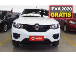 Renault Kwid 1.0 12v sce flex zen manual - 2019
