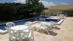 Encontro das Aguas 4 suites, mobiliada, piscina, area goumert com churrasqueira
