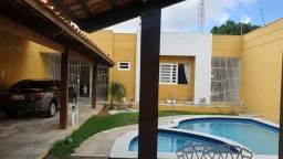 Casa Maravilhosa 4/4, lazer completo em Capim Macio