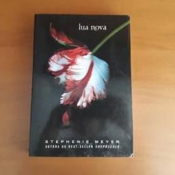 Livro Lua Nova Saga Crepúsculo Stephenie Meyer