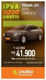 PRISMA 2018/2019 1.0 MPFI JOY 8V FLEX 4P MANUAL - 2019