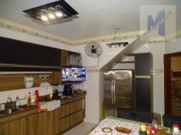 Casa com 2 dormitórios à venda, 230 m² por r$ 650.000 - mirante da lagoa - macaé/rj