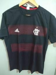 Camisa Flamengo passeio totalmente nova
