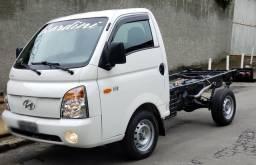Hyundai hr 2.5 8 válvulas 5 marcha branco 2012 - 2012