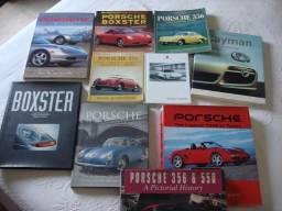 Porsche - livros