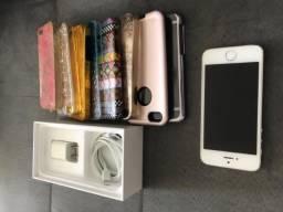 IPhone 5s 16gb prata usado