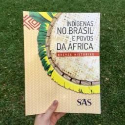 Livro indigenas no brasil e povos da áfrica