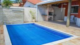 P002- Casa de 3 dormitórios Piscina/Churrasqueira *
