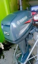 Barco - Motor Yamaha e Carreta - 2014