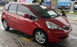 Honda Fit EX km baixa 2012 automático - 2012