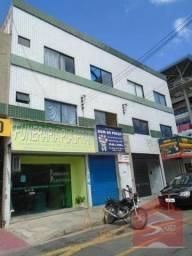 Apartamento com 1 dormitório para alugar, 50 m² por r$ 450/mês - cent