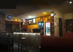 Gastro bar completo no Centro de Garopaba SC