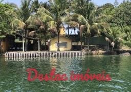 Casa em Ilha com pé na areia - 500 m2
