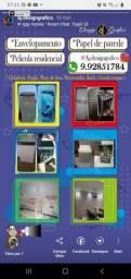 Envelopamento * geladeira*fogão *micro-ondas etc