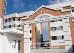 Apartamento para alugar com 2 dormitórios em Morro da bina, Biguaçu cod:2155