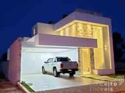 Casa de condomínio à venda com 3 dormitórios em Cará-cará, Ponta grossa cod:392264.001