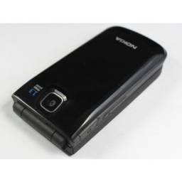 Nokia 2720 Câmera 1.3MPX, Bluetooth, MP3, rádio FM Viva Voz