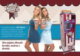 Vending machines Mais Pipoca + telemetria + insumos - Renda Passiva na Quarentena