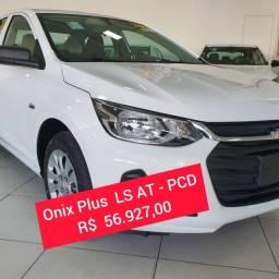 Chevrolet Onix Plus LS Automático 2021 - PCD