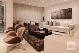 Apartamento à venda com 4 dormitórios em Belvedere, Belo horizonte cod:263275