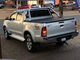 Hilux Srv 3.0 Diesel 4x4 VENDIDA