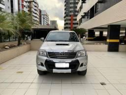 Hilux srv 2014 diesel / top - 2014