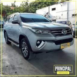 Toyota Hilux SW4 Srx 2018 Completo - Garantia de Fabrica