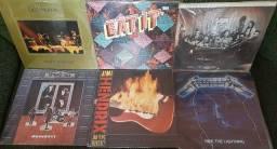 Lps - discos de vinil internacionais de A - M