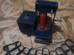 Vendo máquina de fazer chinelo