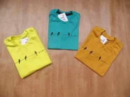Camisas infantis direto do fabricante