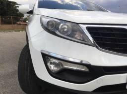 Kia Sportage 2.0 flex Automático Segundo dono vários acessórios Impecável