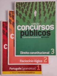 Coleção Concursos Públicos